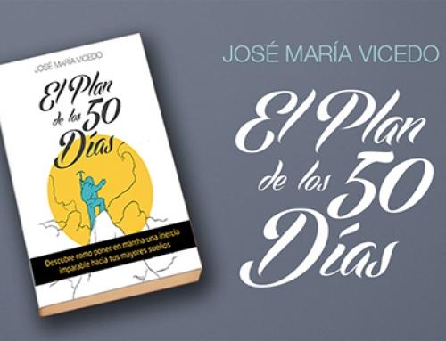 El PLAN DE LOS 50 DÍAS ya en las librerías de toda España