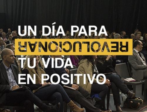 Habrá un antes y un después del día para revolucionar tu vida en positivo celebrado el pasado 27 de noviembre de 2015
