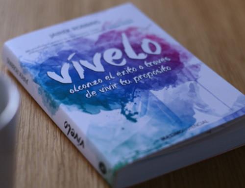 """Entrevista a José María Vicedo sobre el libro """"Vívelo"""" de Jairek Robbins"""