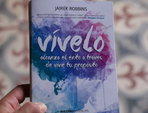 10 razones por las que leer VÍVELO de Jairek Robbins