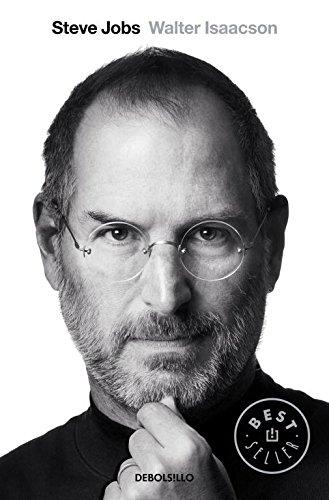 0353988b1c0 La biografía definitiva de Steve Jobs, el fundador de Apple, escrita con su  colaboración.